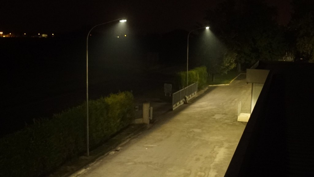 Luci a led da esterno ciclope led w con picchetto with luci a led
